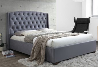 Balmoral Fabric Bedframe - 4'6'' (190cm) Double