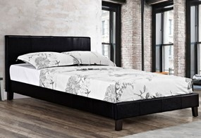 Berlin Leather Bed