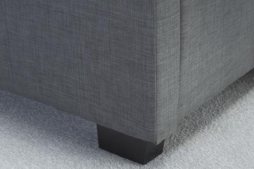 Kensington Fabric Ottoman