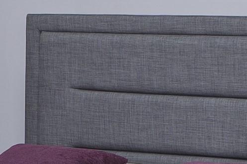 Knightsbridge Fabric Ottoman