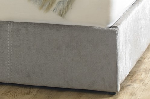 Stirling Fabric Ottoman