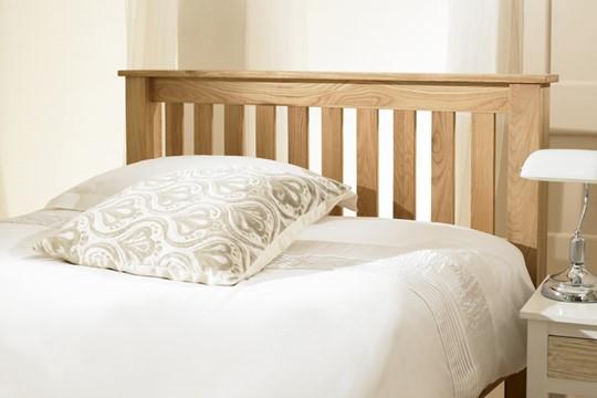 Richmond Solid Oak Bedframe