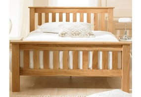 Richmond Solid Oak Bedframe