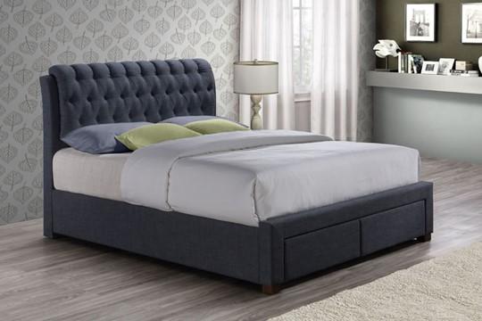 Valentino Fabric Bed