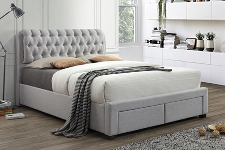 Valentino Fabric Bed