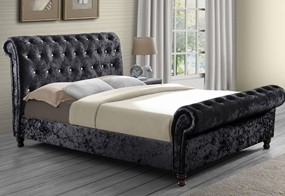 Bordeaux Fabric Bed
