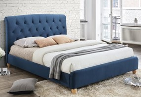 Brompton Fabric Bed - 4'6'' Double