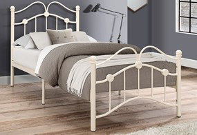 Canterbury Metal Bed - 3'0'' Single