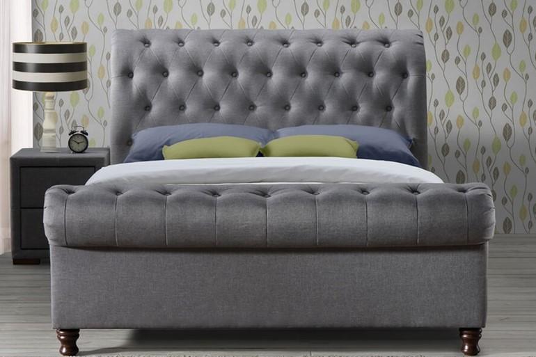 Castello Fabric Bed