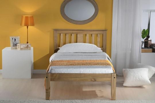 Salvador Wooden Bed