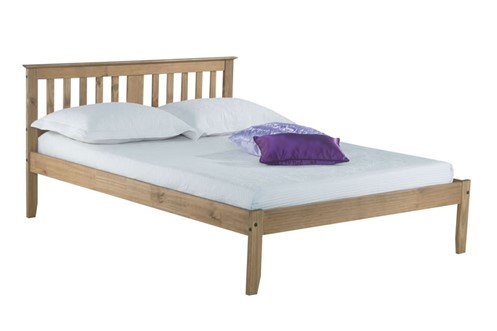 Salvador Wooden Bed