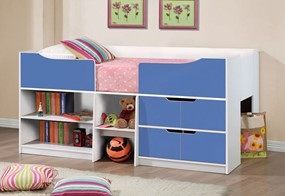 Paddington Wooden Cabin Bed