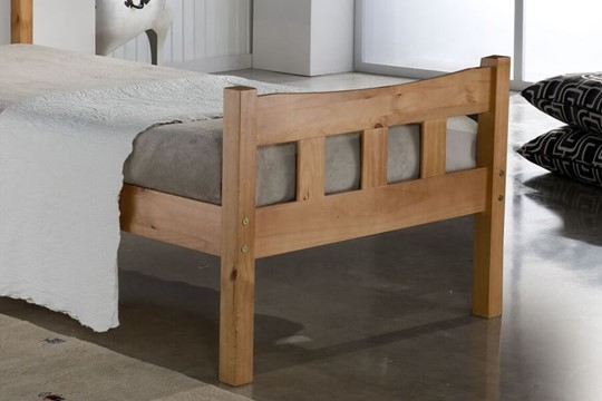 Miami Wooden Bed