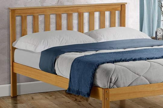 Denver Wooden Bed