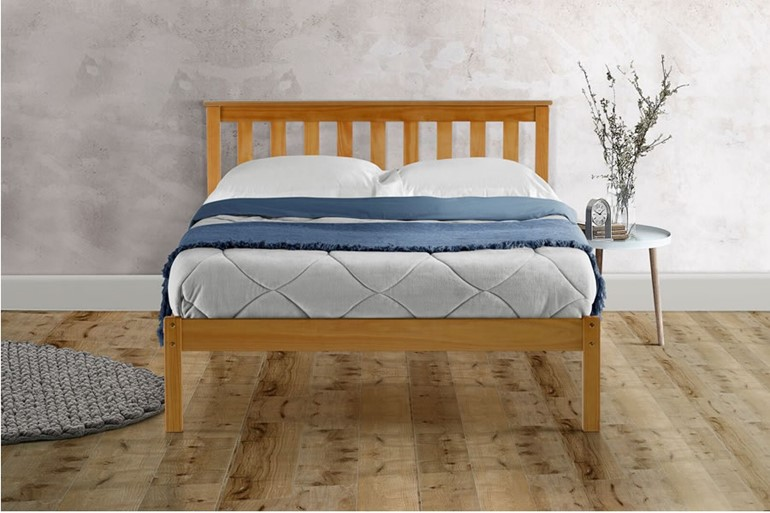 Denver Wooden Bed