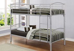 Corfu Metal Bunk Bed