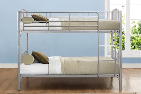 Corfu Metal Bunk Bed