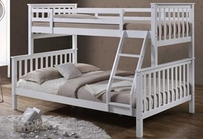 Oscar Wooden Triple Sleeper