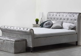 St James Fabric Bed