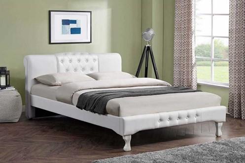 Knightsbridge Leather Bed
