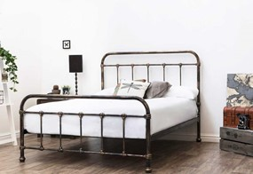 Burford Metal Bedframe