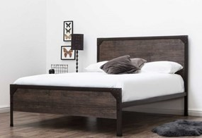Chapman Metal & Wood Bedframe