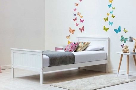 Tabley Wooden Bedframe