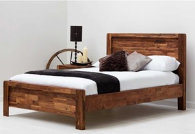 Chesterman Wooden Bedframe