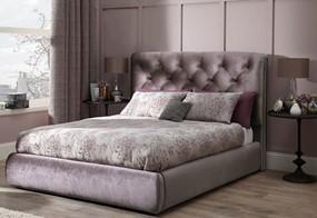 Alexandra Fabric Bed