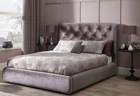 Alexandra Fabric Bed