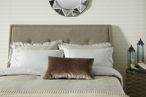 Wesley Fabric Bed