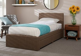 Scarlett Fabric Drawer Bed