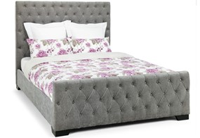 Lillian Fabric Bed