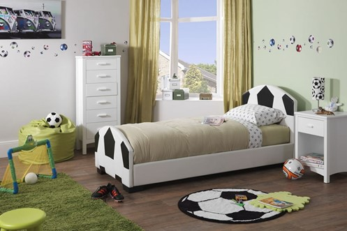 Pallone Leather Football Bed