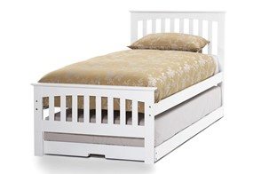 Amelia Wooden Guest Bed