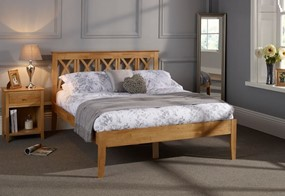 Autumn Hardwood Bedframe