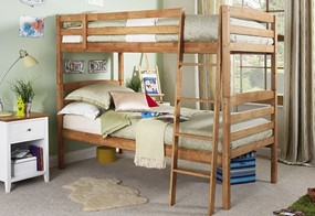 Brooke Wooden Bunk Bed