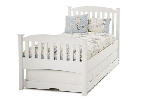 Eleanor High Wooden Guest Bed
