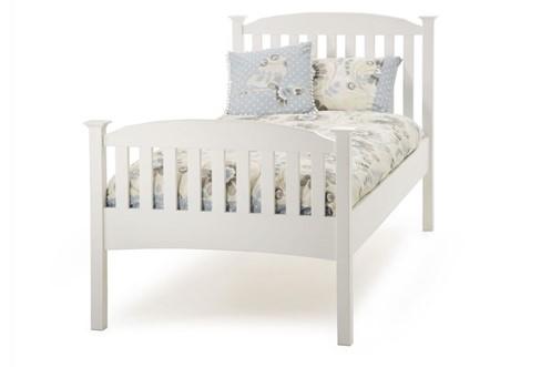Eleanor High Wooden Bedframe