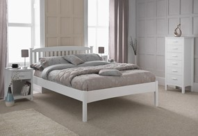 Eleanor Low Wooden Bedframe