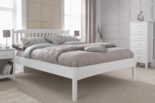 Eleanor Low Wooden Bedframe