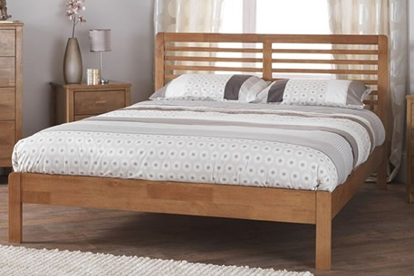 Esther Wooden Bed