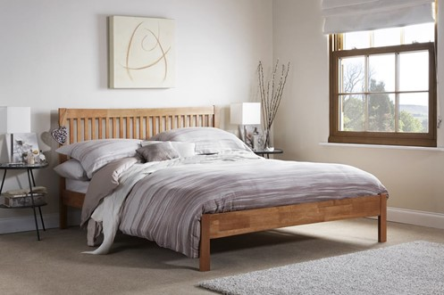 Mya Wooden Bedframe