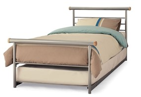 Celine Metal Guest Bed