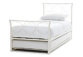 Chloe Metal Guest Bed
