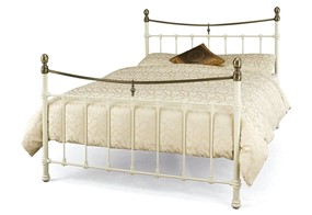 Edwardian Metal Bedframe