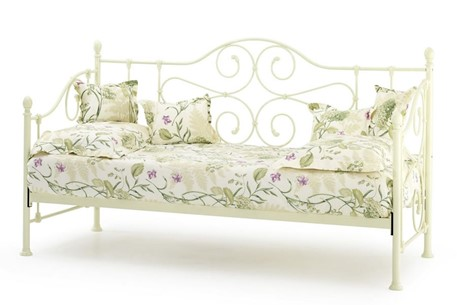 Florence Metal Day Bed
