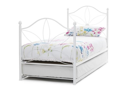 Daisy Metal Guest Bed