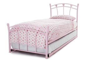 Jemima Metal Guest Bed