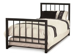 Modena Metal Guest Bed